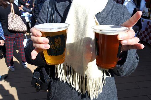 あくらビール